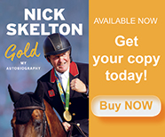 Nick Skelton Gold My Autobiography