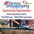 Sponsorship Opportunities - Bristol & Somerset Area & Academy Shows 2019