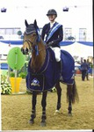 Chloe Reynolds secured the Blue Chip Dynamic B and C Final