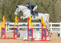 Hannah Thorne scoops victory in Horseware Bronze League Qualifier at Chard Equestrian