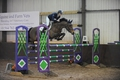 Chloe Reynolds Jumps to Victory in the SEIB Winter Novice Qualifier at Solihull Riding Club