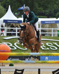 Bolesworth International win for Acoustic Solo du Baloubet