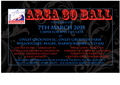 Come along to the Area 30 Ball