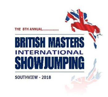 Get Ready for the 2018 British Masters International CSI2* at South View Equestrian Centre