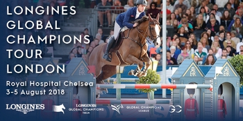 Longines Global Champions Tour heads to London