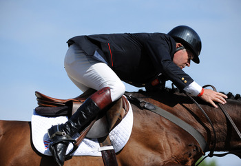 Nick Skelton CBE appointed Patron of Socks & Chocs Charity