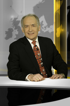 BRITISH SHOWJUMPING ANNOUNCES AWARD-WINNING ITV NEWS BROADCASTER ALASTAIR STEWART AS NEW AMBASSADOR FOR THE SPORT