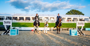 Exciting Climax for TheraPlate UK Puissance
