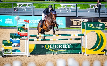 Young Rider Annabel Delights in Amateur Final