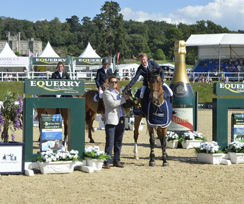 Anthony Condon and Balzac Take Dramatic Equerry Bolesworth International Grand Prix