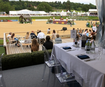 Experience World Class Hospitality at The Equerry Bolesworth International Horse Show