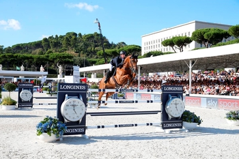 Ben Maher and Explosion W take LGCT Rome by storm