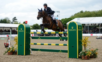 WORLD CLASS CSI5* SHOWJUMPING MAKES ITS WINDSOR DEBUT