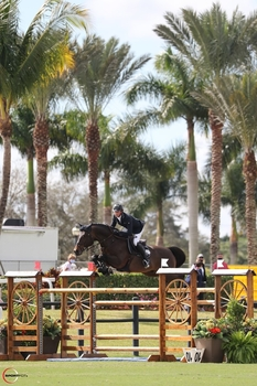 Ben Maher & Tic Tac claim victory in the  $137,000 Restylane Grand Prix