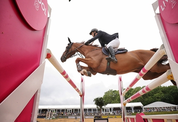 Competition Schedule Announced for  The Equerry Bolesworth International Horse Show