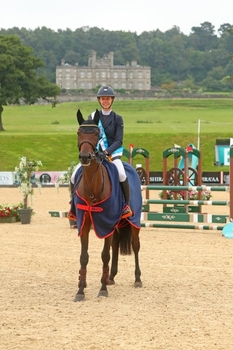 Upton's Quickess wins the National 4 year-old Championship