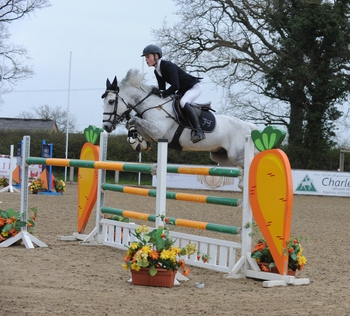 Tom Francis-Jones wins the Charles Britton Equestrian Construction Winter JA Classic Championship