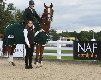 Stuart Muirhead wins NAF Five Star Final
