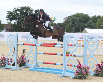 Horse of the Year Show Wild Card Qualifier- Incorporating National 1.40m Championship