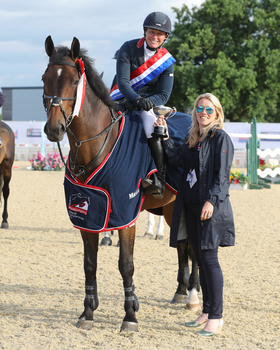 Horse of the Year Show International Wild Card Qualifier - Incorporating the National Speed Horse Final