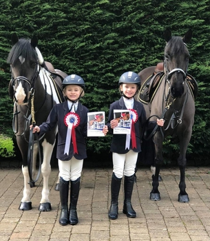 7 Year-old Twins Daisy & Isabelle Deliver a Double Win