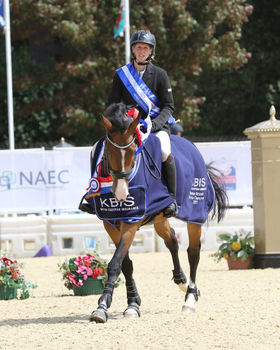 KBIS British Equestrian Insurance to celebrate a decade of Senior British Novice Championship sponsorship