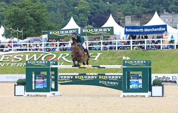 Equerry Add Support to New Bolesworth Young Horse Championships