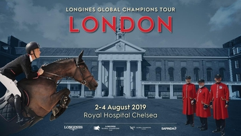 Longines Global Champions Tour of London - Tickets Selling Fast!