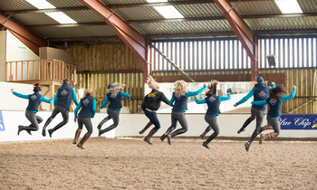 HIT SHOW 'BLUE CHIP ALL STAR ACADEMY' RETURNS TO  HORSE & COUNTRY TV FOR SECOND SERIES