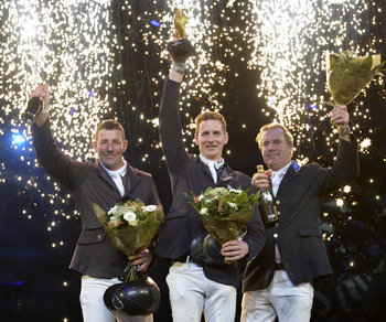 HASSMANN COMPLETES A HAT-TRICK AT THE EQUESTRIAN.COM LIVERPOOL INTERNATIONAL HORSE SHOW