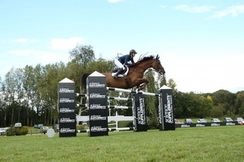 Showjumping returns to Hickstead with a 'socially distanced' show