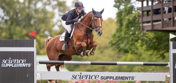 Holly Smith wins the Science Supplements All England Grand Prix
