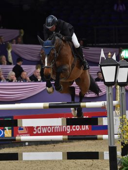 A win for John Whitaker in the Horse & Country TV Challenge Cup