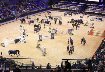 STATEMENT FROM NINA BARBOUR, PRESIDENT OF THE LIVERPOOL INTERNATIONAL HORSE SHOW