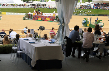 Enjoy Fantastic Hospitality at The Equerry Bolesworth International Horse Show