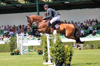 Jamie Gornall and Carsten land victory in the International Stairway at Great Yorkshire Show