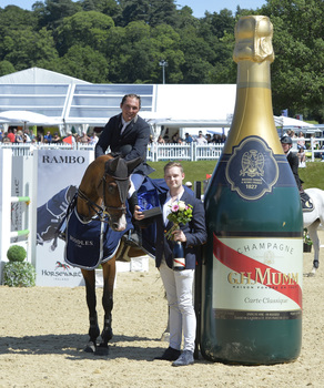Jamie Captures Boodles Grand Prix