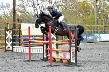 Jodi Randall scoops top spot in the Nupafeed Supplements Senior Discovery Second Round at Petley Wood Equestrian Centre