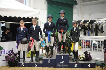 Junior Academy Members Shine at Aintree