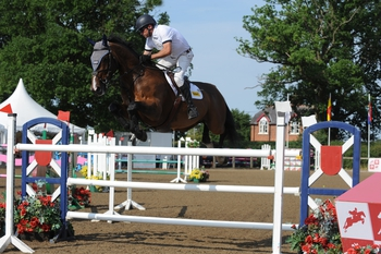 British Masters International CSI2* at South View Equestrian Centre 2018