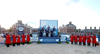 Eight Out Of Top Ten For Majestic LGCT London
