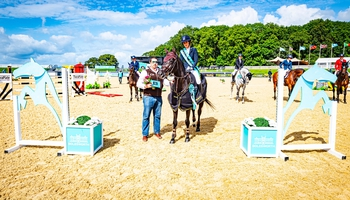 Former Leading Event Rider Wins Voltaire Design Final