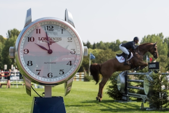 Longines increase support of Hickstead