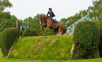 Speedy Sampson secures back-to-back Hickstead wins