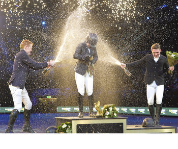 MILLIE ALLEN FINDS WINNING FORMULA AT THE EQUESTRIAN.COM LIVERPOOL INTERMATIONAL HORSE SHOW