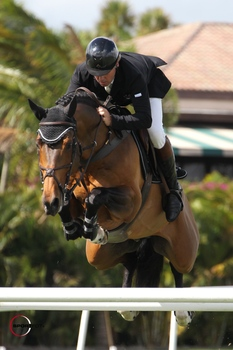Nick Skelton and Big Star Repeat Victory in Wellington, Florida