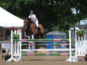 Charles Britton Equestrian Construction Winter JA Classic Final