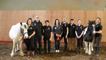 The Liverpool International Horse Show  Selects Park Palace Ponies as Charitable Partner