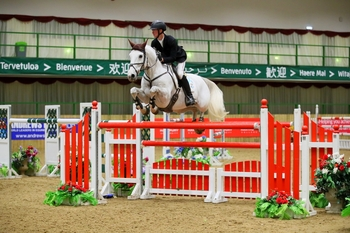 Hartpury Winter Classic Show - Round-Up