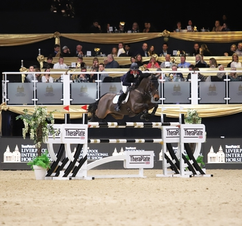 Fast Paced Action at This Year's Theraplate UK Liverpool International Horse Show Summer Offer